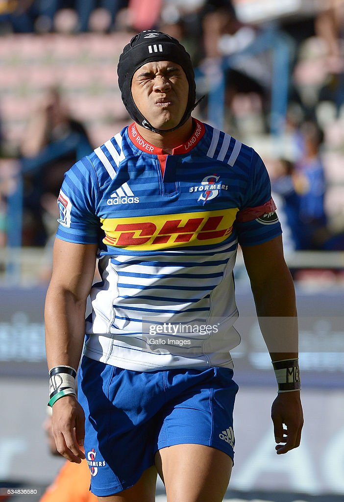 Super Rugby Rd 14 - Stormers v Cheetahs