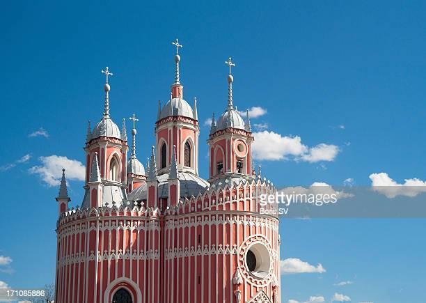 Chesme Church in Saint-Petersburg