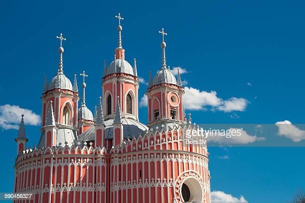 Chesme Church in St.Petersburg, Russia