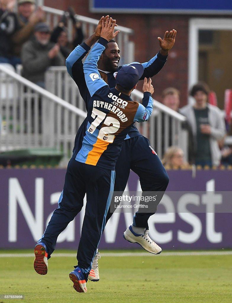 Derbyshire v Leicestershire - NatWest T20 Blast