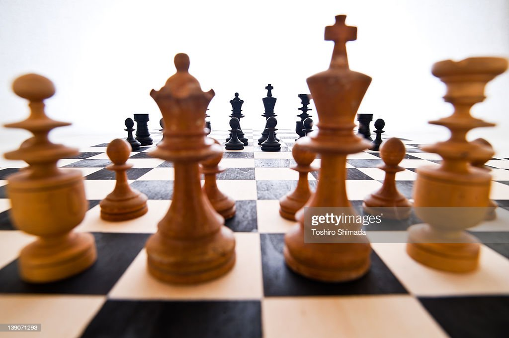Chess board : Stockfoto