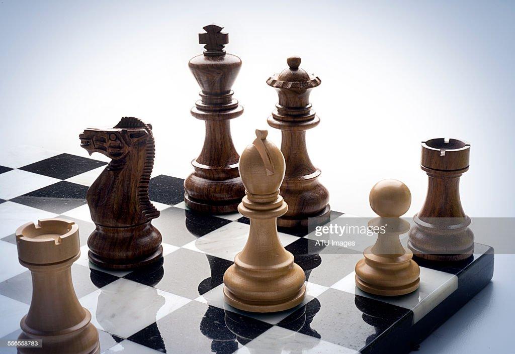 chess board : Stock Photo