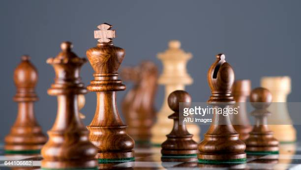 chess board - chess stock pictures, royalty-free photos & images