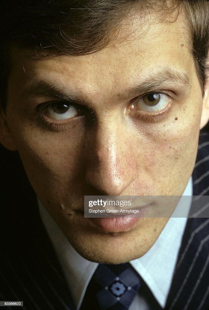 Bobby Fischer : News Photo