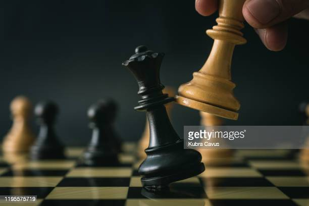 chess concept - chess stock pictures, royalty-free photos & images