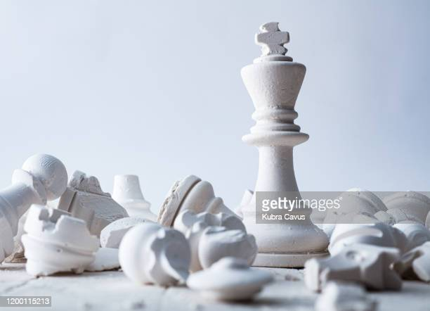 chess concept - chess piece stock pictures, royalty-free photos & images