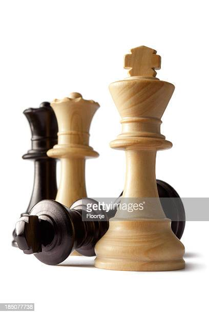 Chess: King and Queens