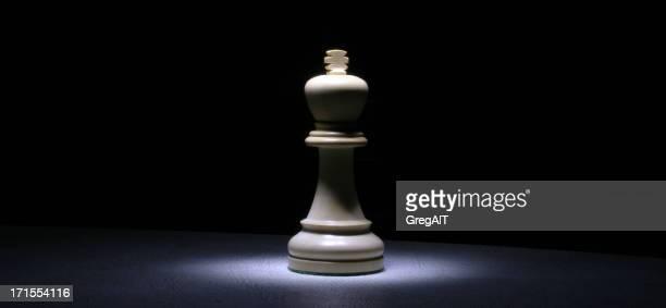 Chess King Spotlighted