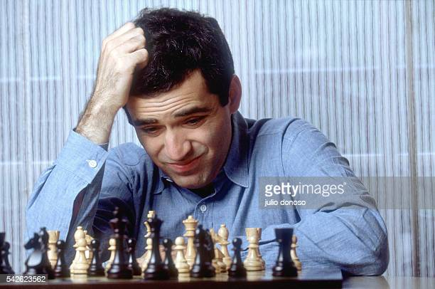 In 1985 Garry Kasparov became the youngest chess world champion at the age of 22 In 1996 he would go on to beat the supercomputer Deep Blue four...