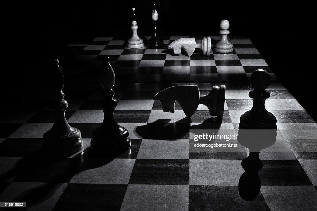 chess : Foto stock