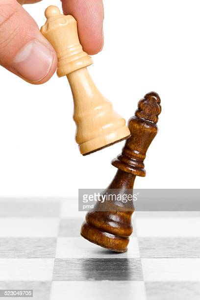 Chess pieces, King and Queen