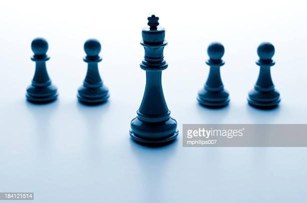 Schach-Spieler
