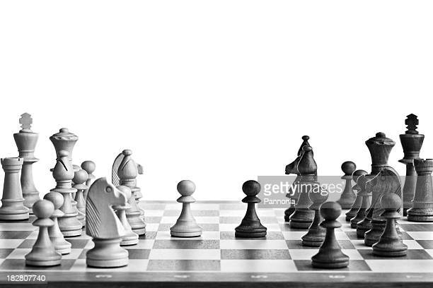 chess table - chess stock pictures, royalty-free photos & images