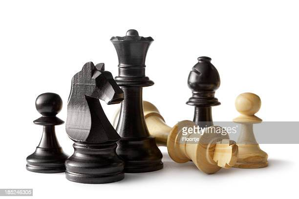 Chess: Various Pieces