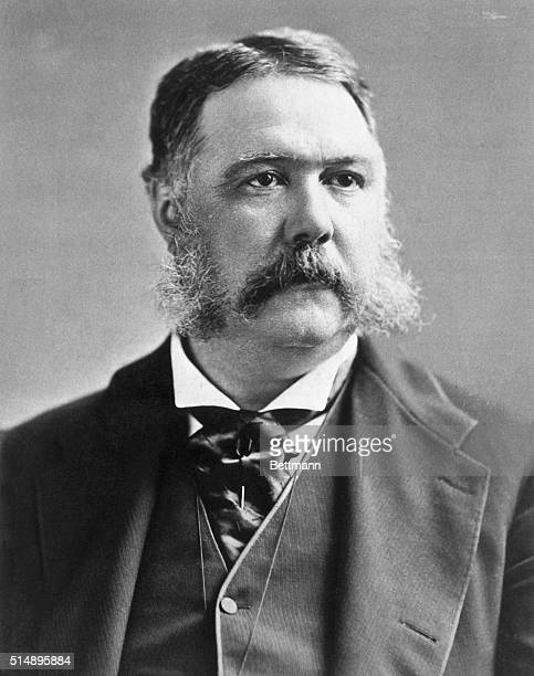 Chester A Arthur the twentyfirst President of the United States