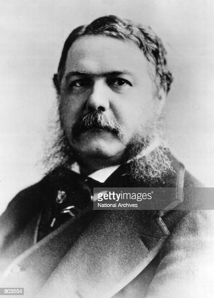 Chester A Arthur twentyfirst President of the United States serving from 1881 to 1885