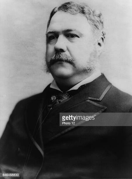 Chester Alan Arthur 21st President of the United States of America VicePresident under President Garfield on whose assassination he succeeded to...