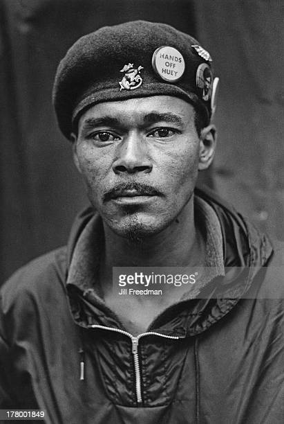 Chester an original member of the Oakland Black Panther Party at Resurrection City a three thousand person tent city on the Washington Mall set up as...