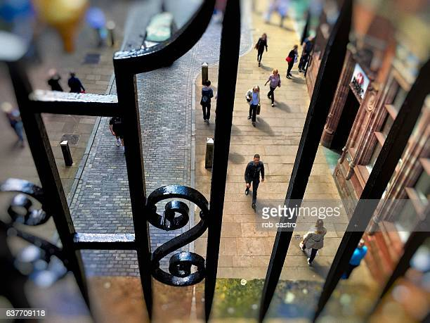 chester bird's eye view - rob castro stock pictures, royalty-free photos & images