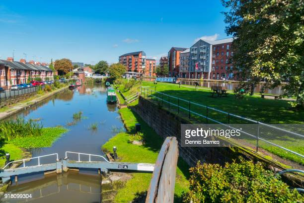 Chester canal port, 18th Century,  transport, Telford, Chester city centre, England,