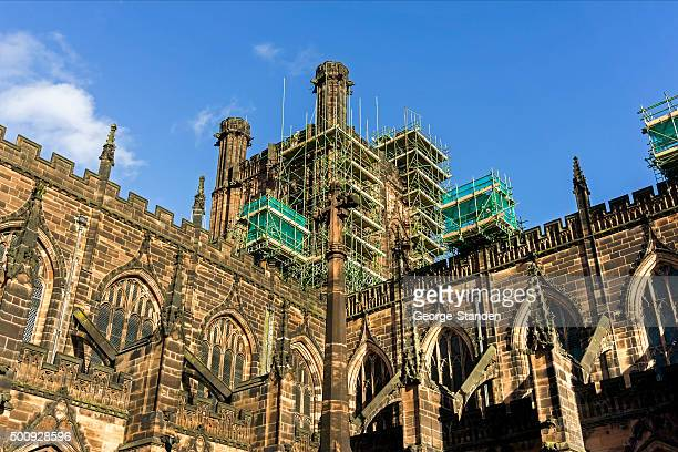 Chester Cathedral, Cheshire