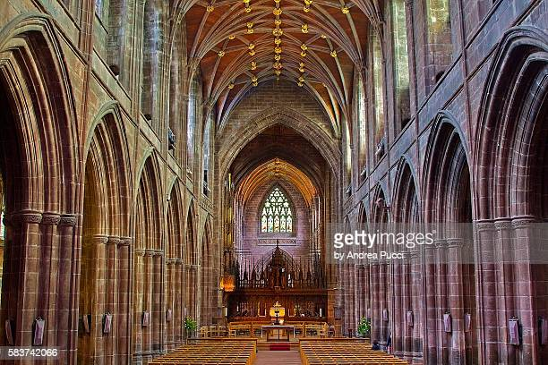 Chester Cathedral, Chester, Cheshire, United Kingdom