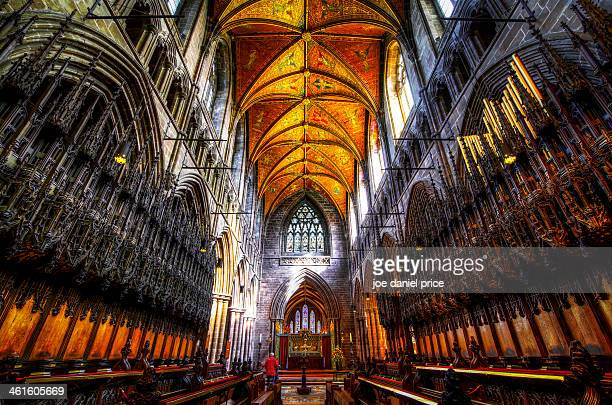 Chester Cathedral, England