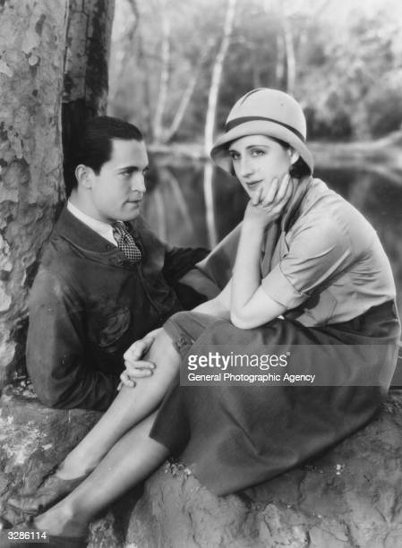 Chester Morris and Norma Shearer star in the film 'The Divorcee' for which Shearer received an Academy Award Title The Divorcee Studio MGM Director...
