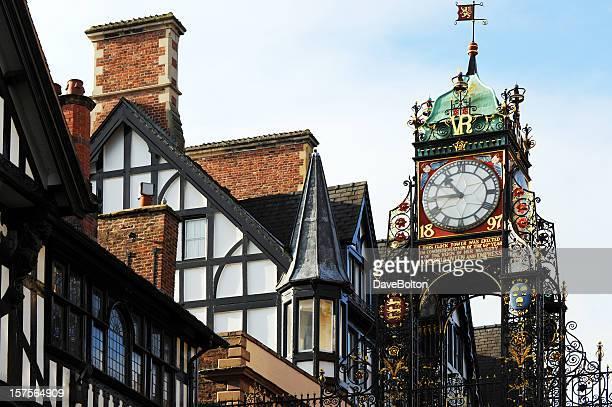 Chester Walls Clock