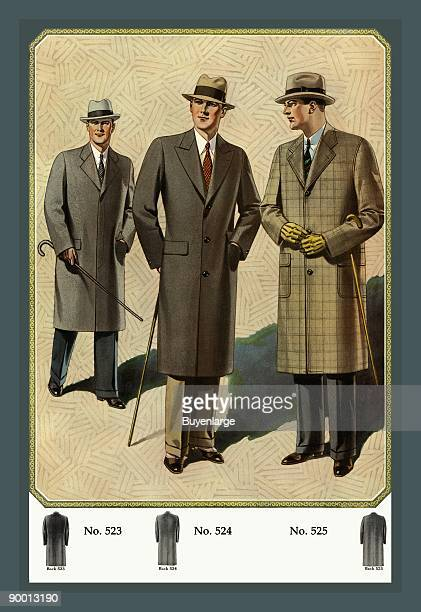 Chesterfield FlyFront Overcoat