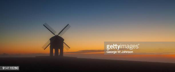 chesterton windmill i - chesterton stock photos and pictures
