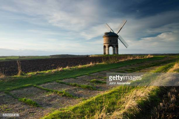 chesterton windmill, warwickshire, england, united kingdom, europe - chesterton stock photos and pictures
