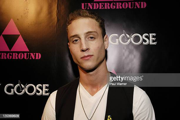 Chet Haze attends Lolla Wknd at The Underground on August 4 2011 in Chicago Illinois