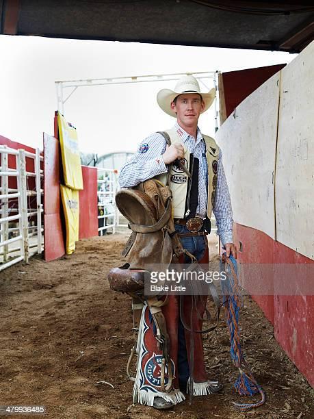 Chet Johnson PRCA Cowboy