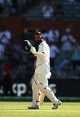adelaide australia cheteshwar pujara india celebrates