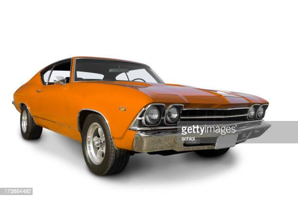 Chevelle Muscle Car