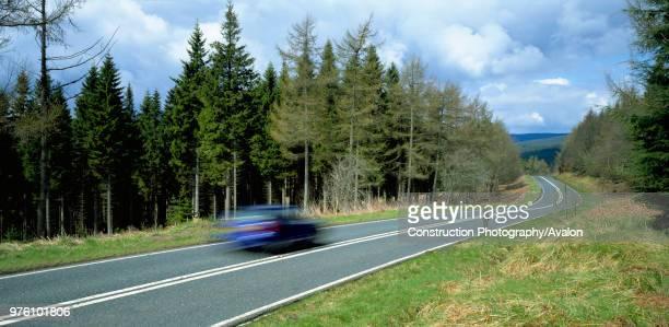 Cheviott Hills The Borders between England and Scotland