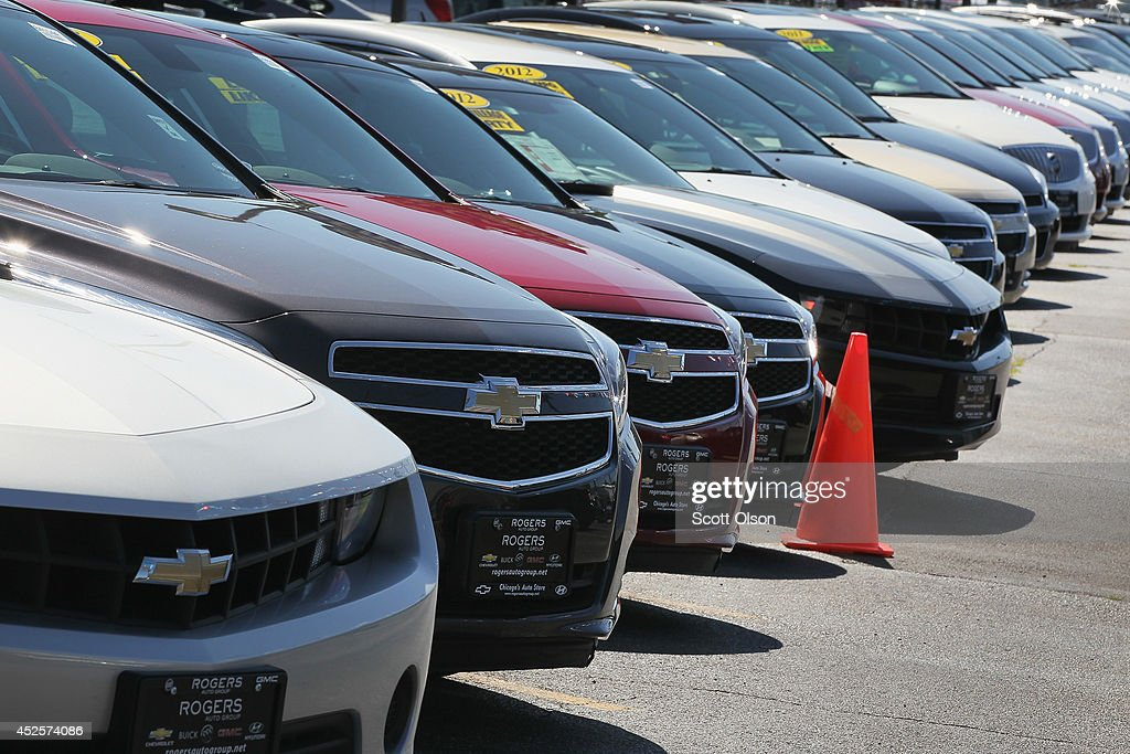 GM Issues Recalls For Six New Vehicle Recalls Photos And Images - Buick dealers chicago