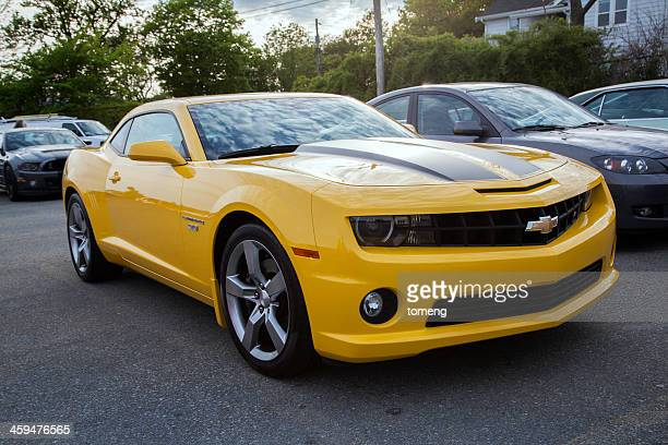 Chevrolet Camaro Stock Photos and Pictures | Getty Images