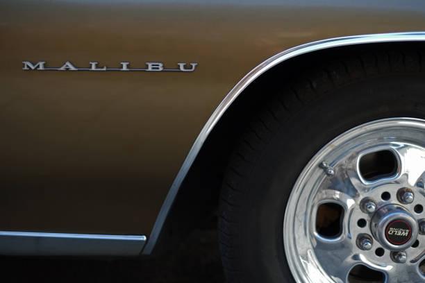 Chevrolet Chevelle Malibu 1970 IV