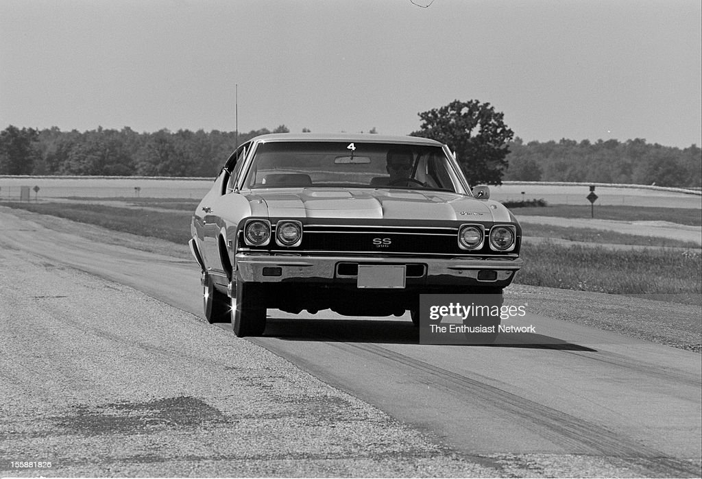 1968 Chevrolet Chevelle SS Pictures | Getty Images