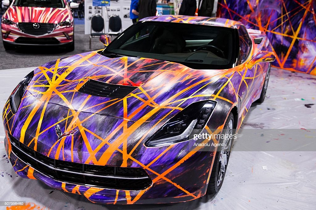 2016 Washington Auto Show : Photo d'actualité