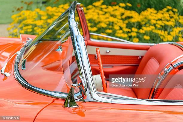Chevrolet Corvette C1 classic sports car