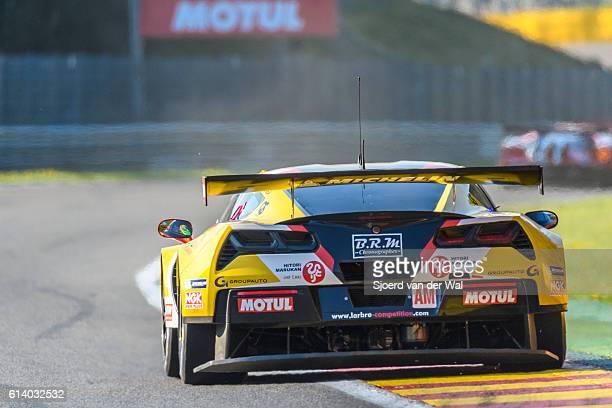 Chevrolet Corvette C7.R Larbre Competition race car