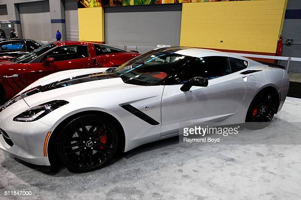 Chevrolet Corvette Stingray Stock Photos And Pictures