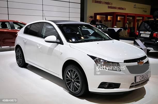 chevrolet cruze - chevrolet stock pictures, royalty-free photos & images