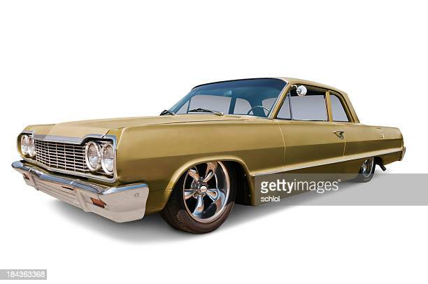 chevrolet impala from 1964 - 1964 stock photos and pictures