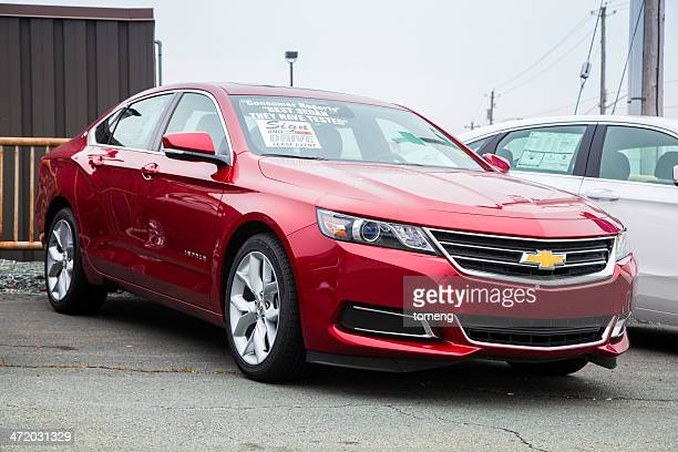 chevrolet impala - chevrolet impala stock pictures, royalty-free photos & images