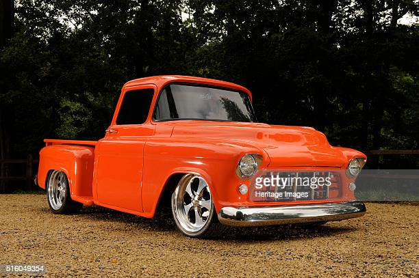 Chevrolet Model 3A Truck 1957 By Simon Clay