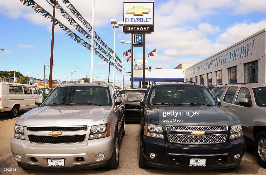 UAW And GM Reach Contract Agreement Photos And Images Getty Images - Chevrolet dealers in chicago